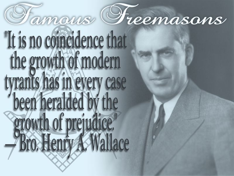 famous_freemasons_henry_wallace